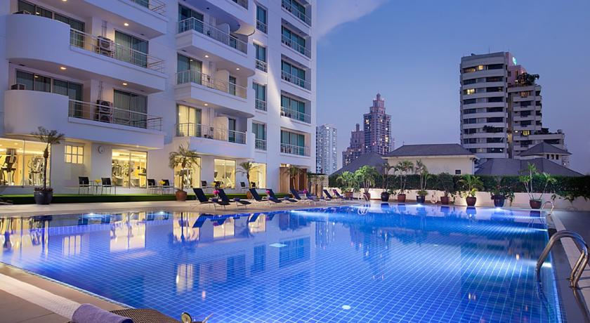 Foto of the hotel Somerset Lake Point, Bangkok