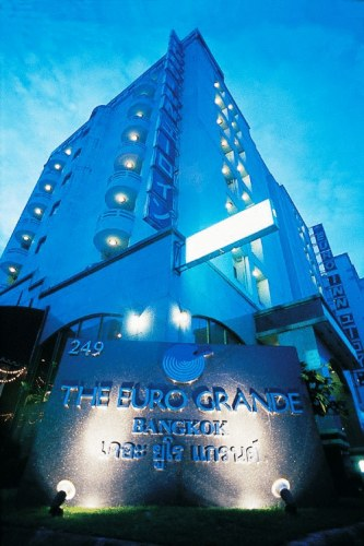 Foto of the The Euro Grande Hotel, Bangkok