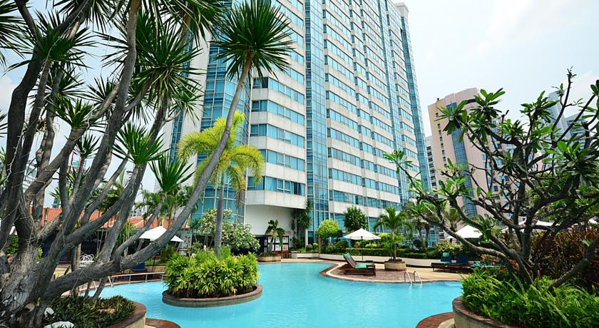 Foto of the Windsor Suites Hotel Bangkok, Bangkok