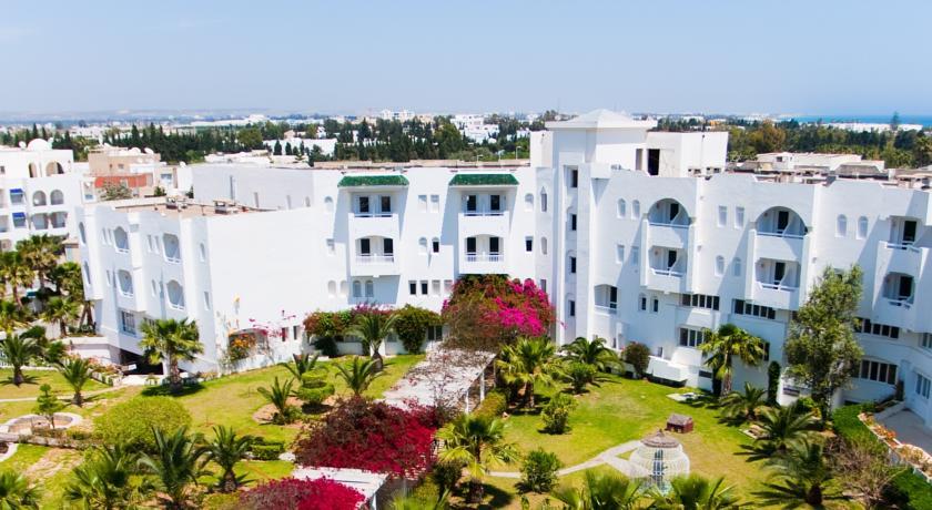 Foto of the Kinza Hotel, Hammamet