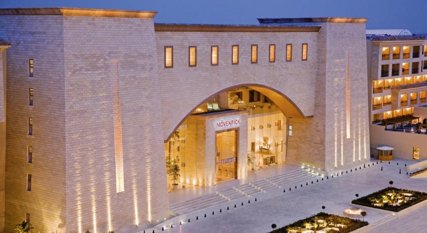Hotel Movenpick, Sousse, Tunisko - тунис сусс