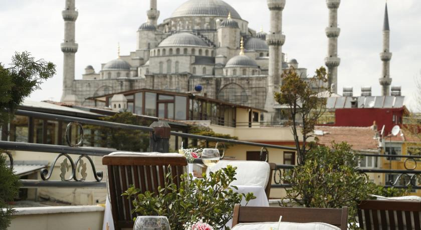 Foto of the Acra Hotel, Istanbul