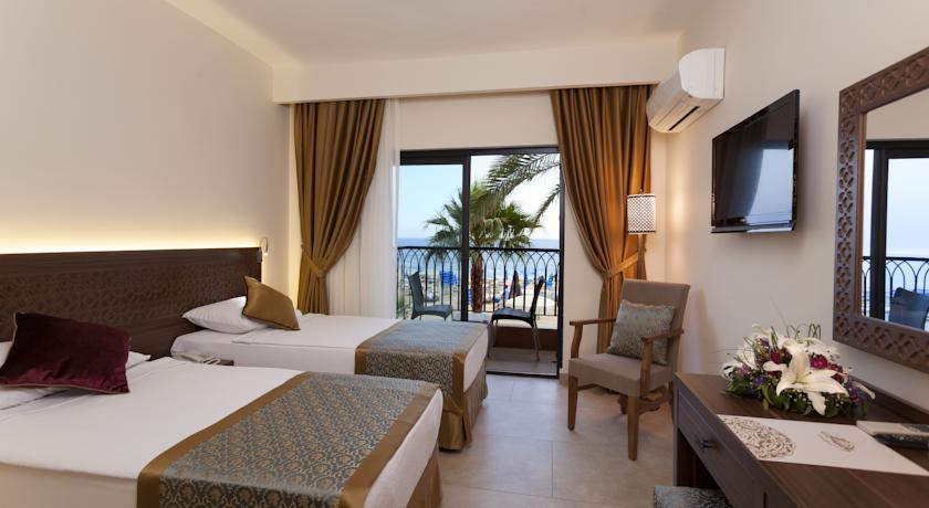 Foto of the Alaaddin Beach Hotel, Alanya (Antalya)