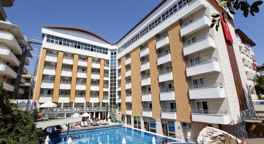 Foto of the Alaiye Kleopatra Hotel & Apart, Alanya (Antalya)