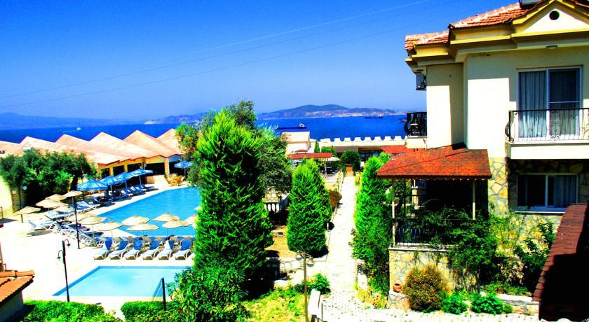 Foto of the Alize Resort Hotel, Yenifoca (Izmir)