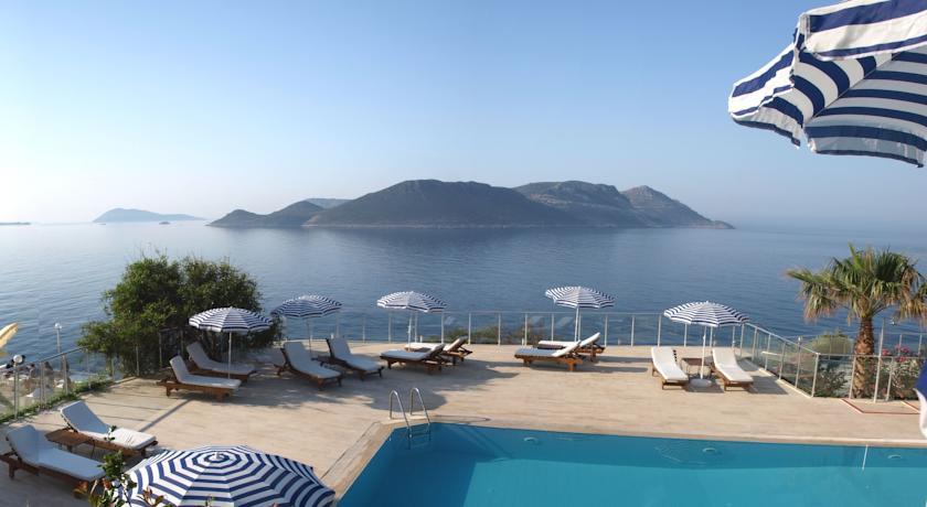 Foto of the Hotel Cachet, Kas (Antalya)