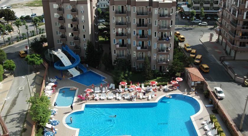 Foto of the Club Sidar Apart Hotel, Alanya (Antalya)