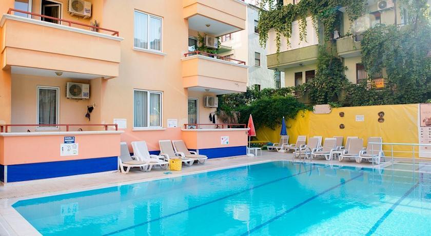 Foto of the Damlatas Elegant Apart Hotel, Alanya (Antalya)