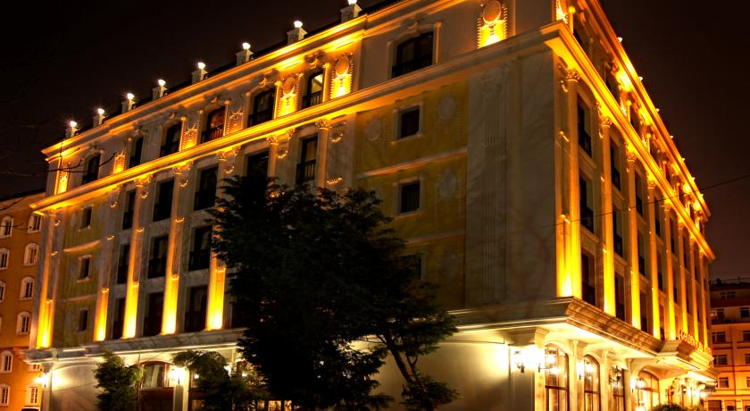 Foto of the Deluxe Golden Horn Sultanahmet Hotel, Istanbul