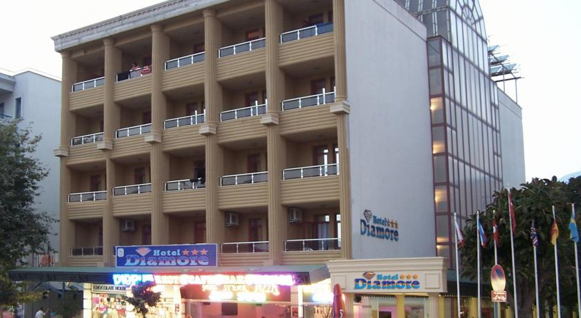 Foto of the Diamore Hotel, Alanya