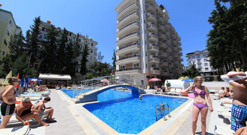 Foto of the Elite Orkide Hotel, Alanya (Antalya)