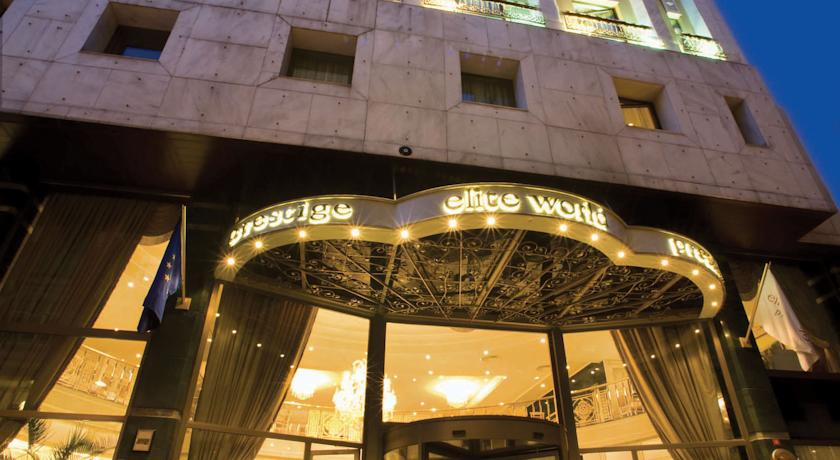 Foto of the Elite World Prestige Hotel, Istanbul