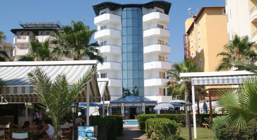 Foto of the Elysee Beach Hotel, Alanya (Antalya)