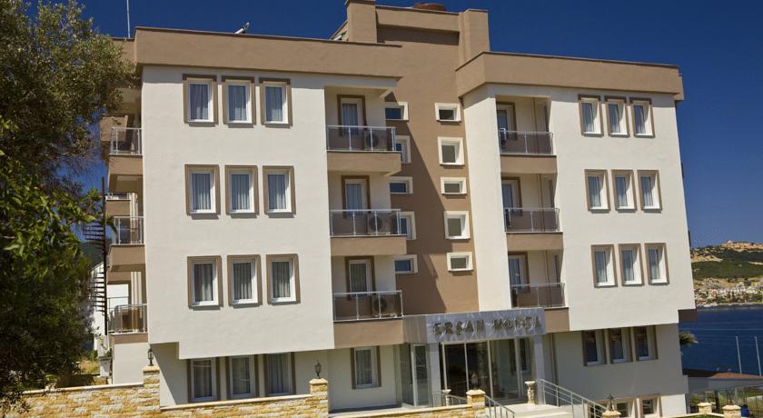 Foto of the Ersan Hotel, Yenifoca (Izmir)