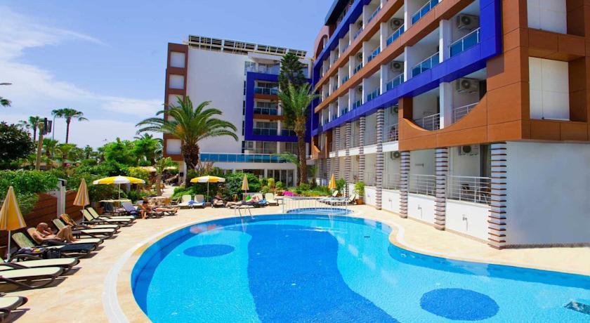 Foto of the Gardenia Hotel, Alanya (Antalya)