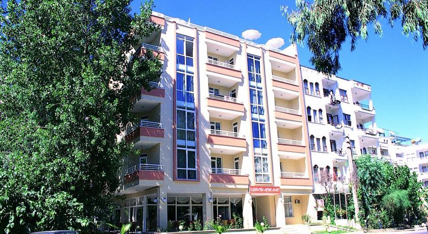 Foto of the Kleopatra Aytur Apart Hotel, Alanya (Antalya)