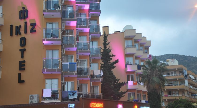 Foto of the Kleopatra Ikiz Hotel, Alanya
