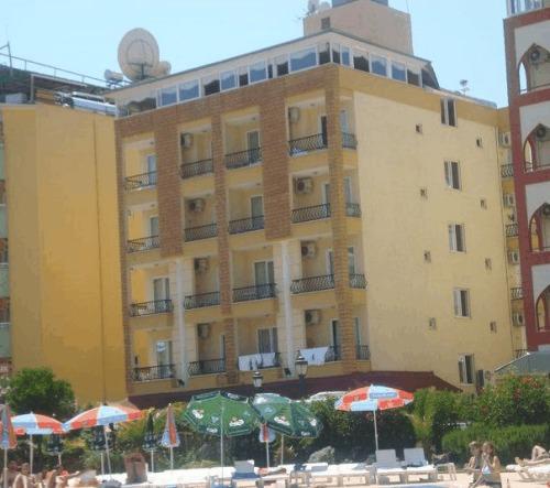 Foto of the Kleopatra Saray Hotel, Alanya (Antalya)