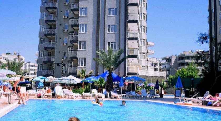 Foto of the Margarita Apart Hotel, Alanya (Antalya)