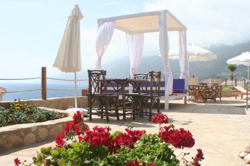 Foto of the Mavilim Hotel, Kas (Antalya)