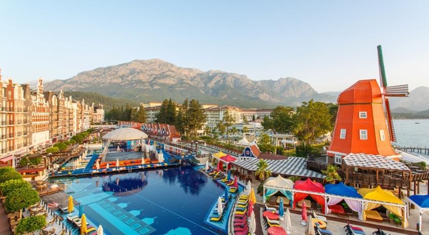 Foto of the Orange County De Luxe Hotel, Kemer (Antalya)