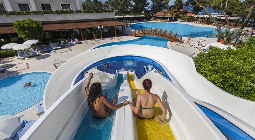Foto of the Palmet Resort Hotel, Kemer (Antalya)