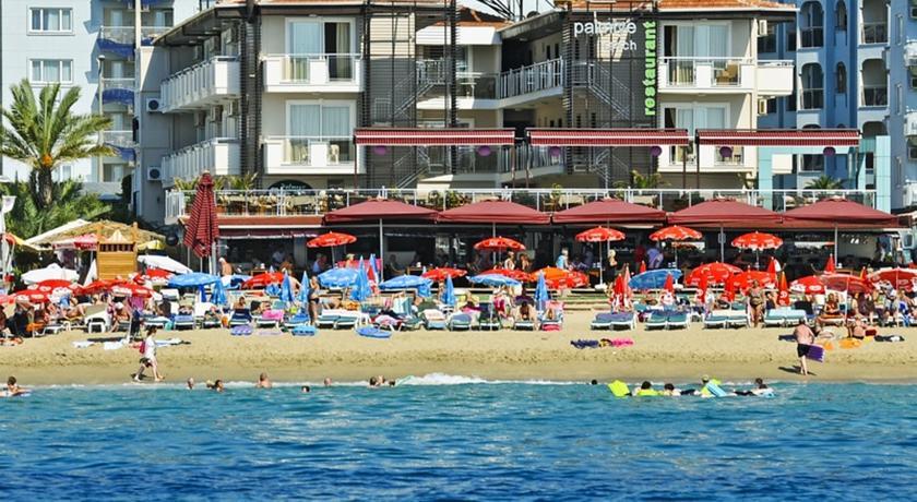 Foto of the Palmiye Beach Hotel, Alanya (Antalya)