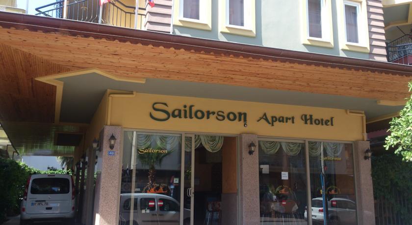 Foto of the Sailorson Apart Hotel, Alanya (Antalya)