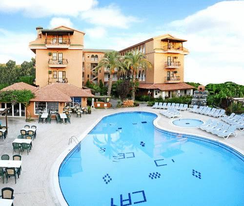 Foto of the Solim Hotel, Kiris - Kemer (Antalya)