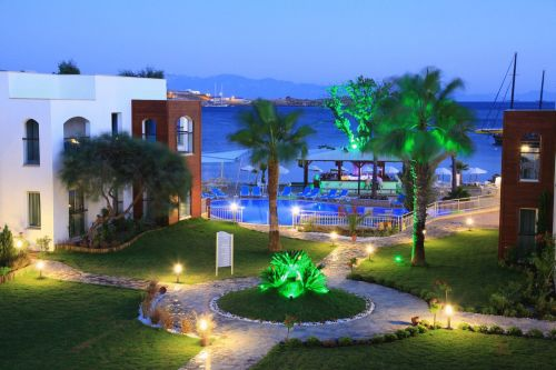 Foto of the The Luvi Hotel, Gumbet (Bodrum)