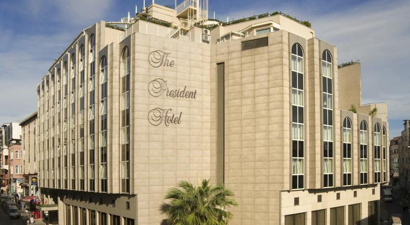 Foto of the Best Western The President Hotel, Istanbul