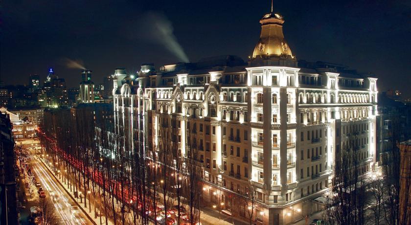 Foto of the Premier Palace Hotel, Kiev
