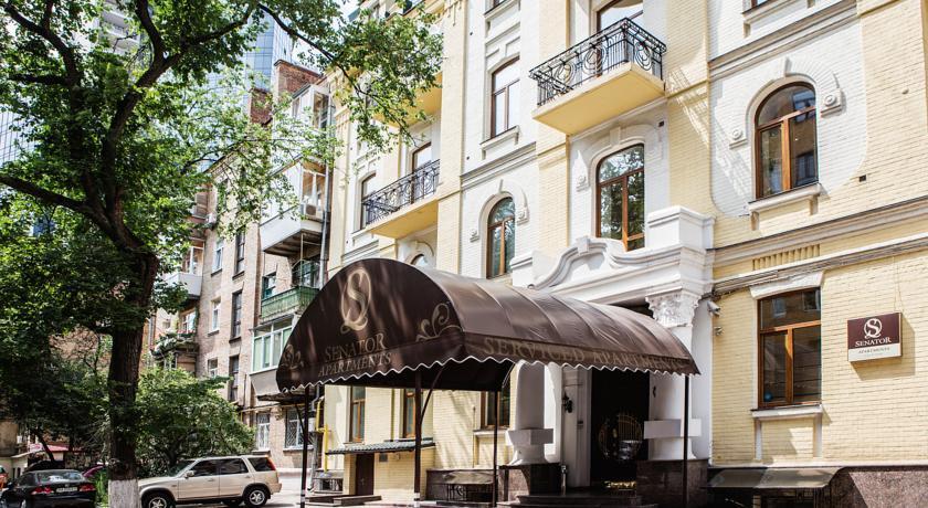 Foto of the hotel Senator Apartments City Center, Kiev