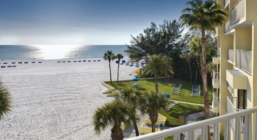 Foto of the hotel Alden Beach Resort & Suites, Saint Pete Beach (Florida)