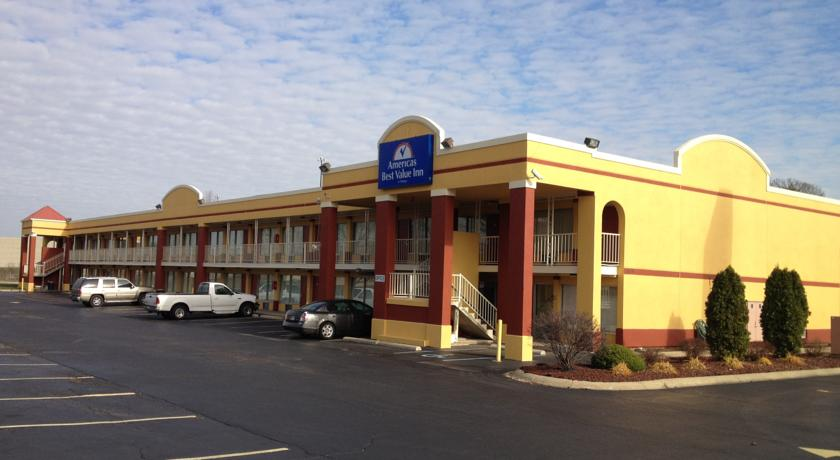Foto of the hotel Americas Best Value Inn Indianapolis East, Indianapolis (Indiana)