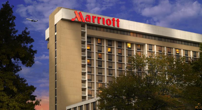 Foto of the hotel Atlanta Airport Marriott, Atlanta (Georgia)