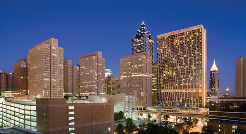 Foto of the hotel Atlanta Marriott Marquis, Atlanta (Georgia)