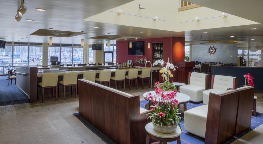 Foto of the Bay Club Hotel and Marina, San Diego (California)