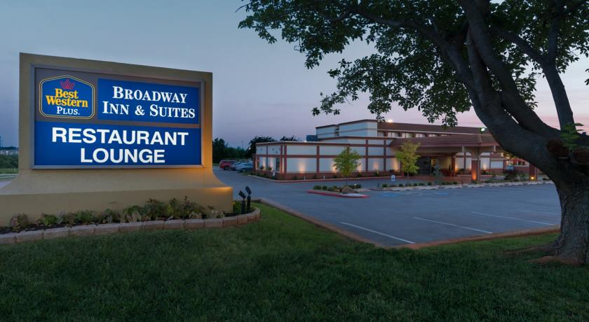Foto of the hotel Best Western Plus Inn and Suites Oklahoma City, Oklahoma City (Oklahoma)
