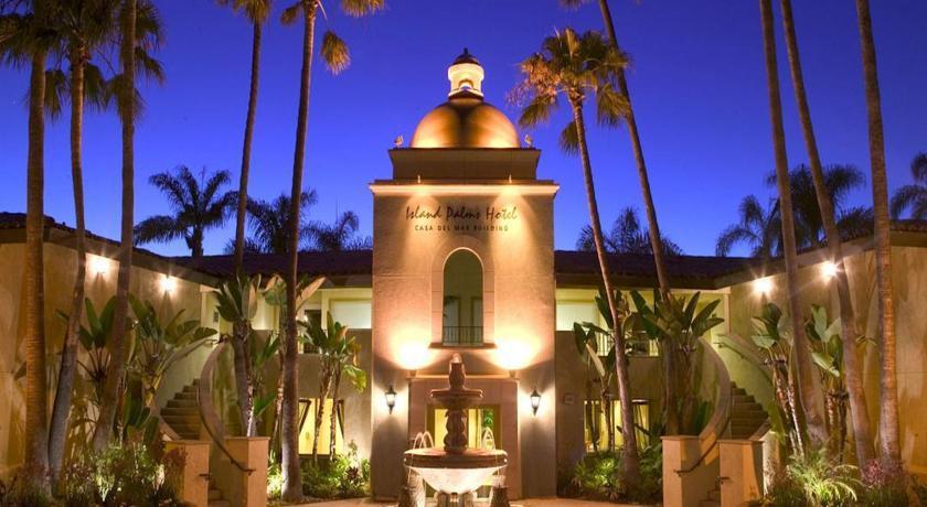 Foto of the BEST WESTERN PLUS Island Palms Hotel & Marina, San Diego (California)