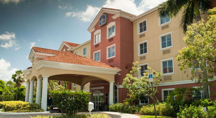 Foto of the hotel Best Western Airport Inn and Suites, Miami (Florida)