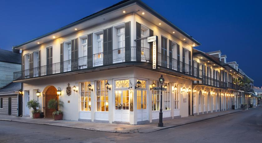 Foto of the Chateau Hotel, New Orleans (Louisiana)
