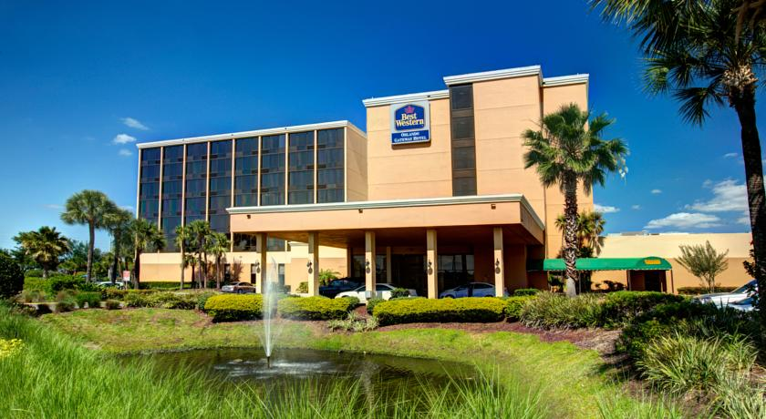 Foto of the hotel Best Western PLUS Orlando Gateway, Orlando (Florida)