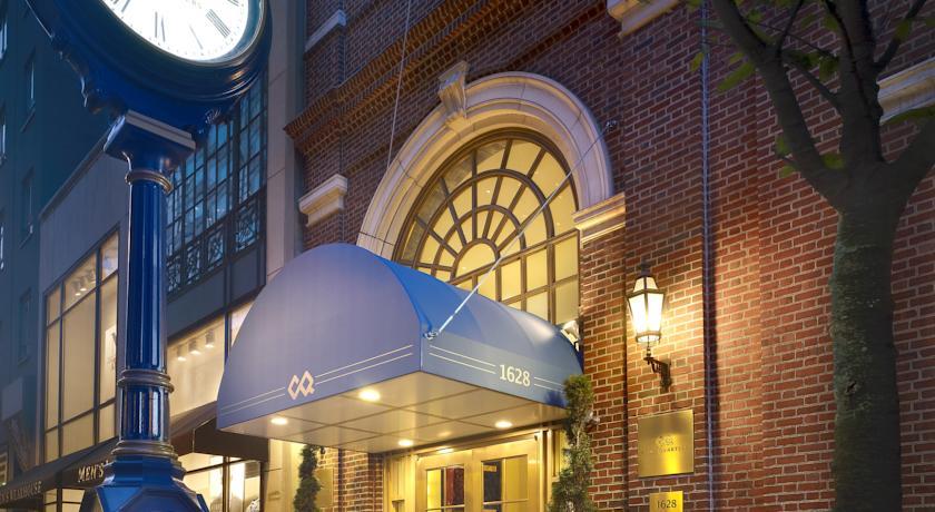Foto of the hotel Club Quarters in Philadelphia, Philadelphia (Pennsylvania)