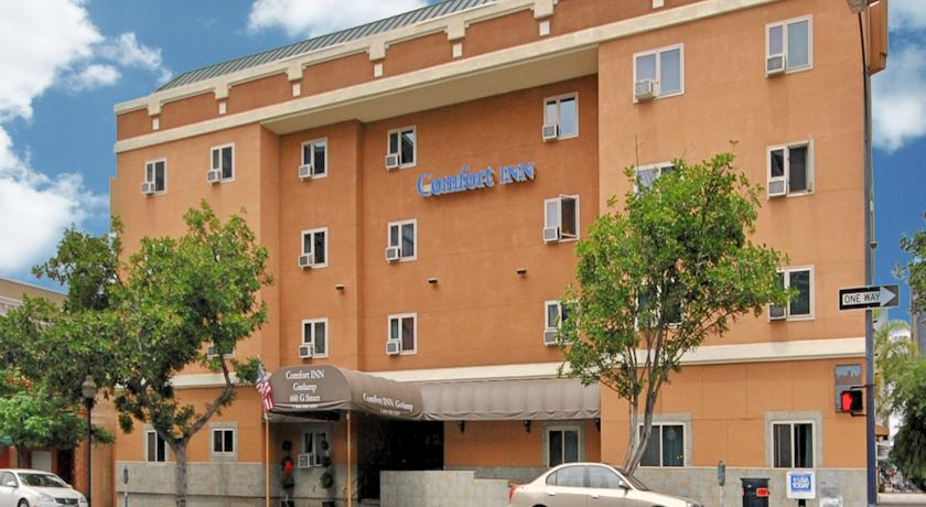 Foto of the hotel Comfort Inn Gaslamp/Convention Center, San Diego (California)