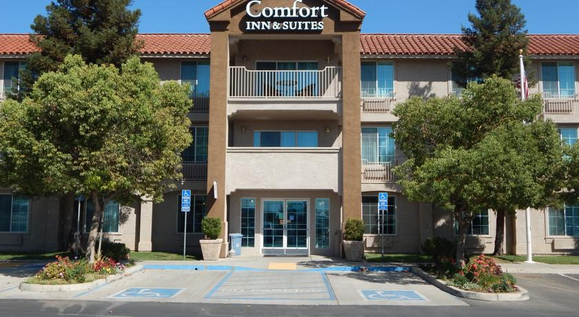Foto of the hotel Comfort Inn & Suites Visalia, Visalia (California)