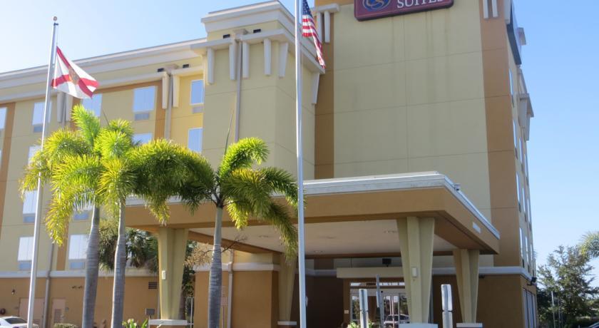 Foto of the hotel Comfort Suites Orlando, Orlando (Florida)