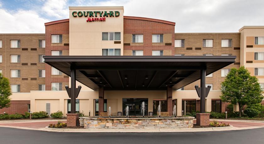 Foto of the hotel Courtyard Chicago Schaumburg, Schaumburg (Illinois )