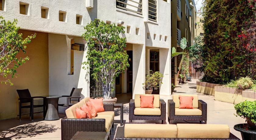 Foto  Courtyard Los Angeles Century City/Beverly Hills, Los Angeles (California)