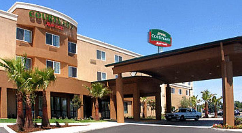 Foto of the hotel Courtyard Merced, Merced (California)
